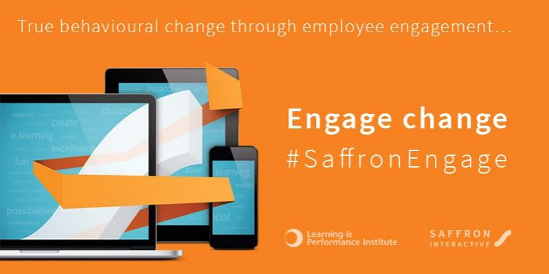 Engage Change advertisement