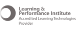 Learning and performance institute logo
