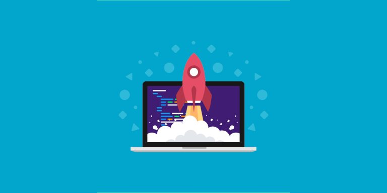 Accelerate digital learning development rocket