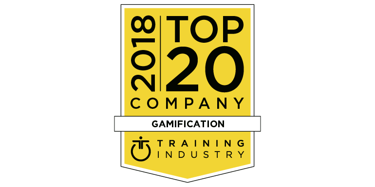Training Industry Top 20 Gamification