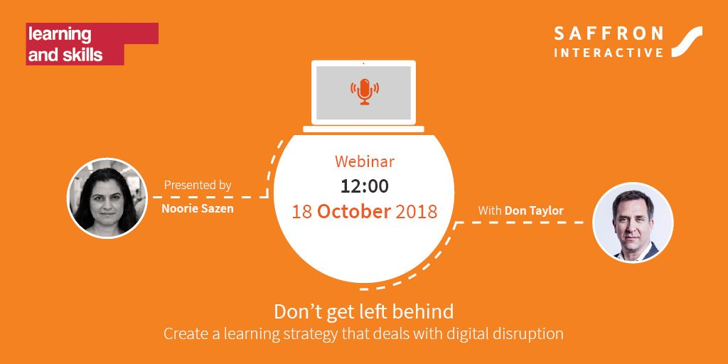 Don't get left behind webinar