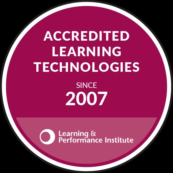 LPI accreditation badge