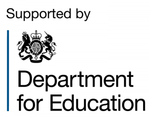 Supported by: Department for Education