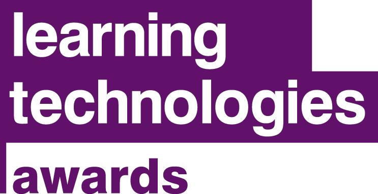 Purple Learning Technologies Awards logo